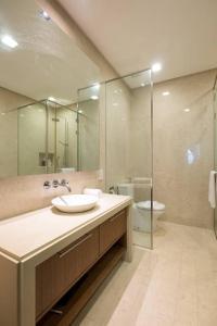 Home-Suites in Straits Quay, Penang, Апартаменты  Танджунг-Бунга - big - 4