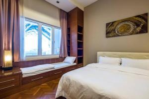 Home-Suites in Straits Quay, Penang, Апартаменты  Танджунг-Бунга - big - 27