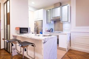 Home-Suites in Straits Quay, Penang, Апартаменты  Танджунг-Бунга - big - 25