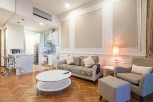 Home-Suites in Straits Quay, Penang, Апартаменты  Танджунг-Бунга - big - 46