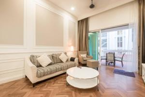 Home-Suites in Straits Quay, Penang, Апартаменты  Танджунг-Бунга - big - 45