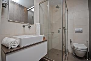 Xenia Hotel, Отели  Наксос - big - 7