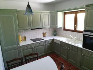Ktima Grammeno Beachside Villa, Vily  Kountoura Selino - big - 35