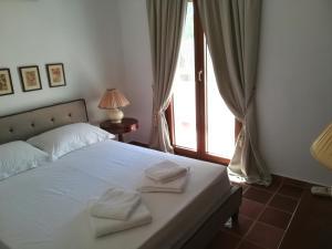 Ktima Grammeno Beachside Villa, Vily  Kountoura Selino - big - 32
