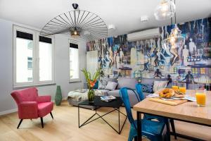 Privilege Suites, Апарт-отели  Краков - big - 59