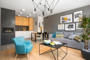 Privilege Suites, Апарт-отели  Краков - big - 66