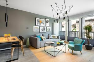 Privilege Suites, Апарт-отели  Краков - big - 67