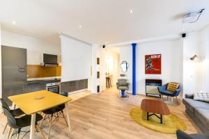 Flatnco Loft leMarais/ Bastille, Apartmány  Paríž - big - 1