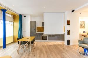 Flatnco Loft leMarais/ Bastille, Apartmány  Paríž - big - 12