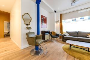 Flatnco Loft leMarais/ Bastille, Apartmány  Paríž - big - 14