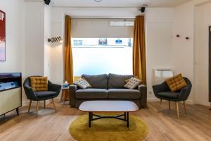 Flatnco Loft leMarais/ Bastille, Apartmány  Paríž - big - 15