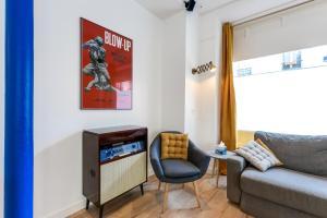 Flatnco Loft leMarais/ Bastille, Apartmány  Paríž - big - 17