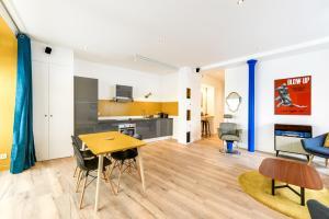 Flatnco Loft leMarais/ Bastille, Apartmány  Paríž - big - 21
