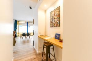 Flatnco Loft leMarais/ Bastille, Apartmány  Paríž - big - 24