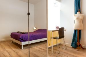 Flatnco Loft leMarais/ Bastille, Apartmány  Paríž - big - 28
