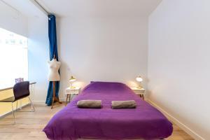 Flatnco Loft leMarais/ Bastille, Apartmány  Paríž - big - 29