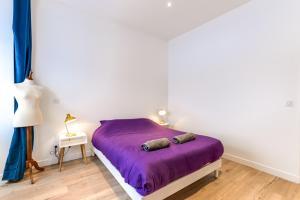 Flatnco Loft leMarais/ Bastille, Apartmány  Paríž - big - 30