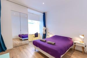 Flatnco Loft leMarais/ Bastille, Apartmány  Paríž - big - 31