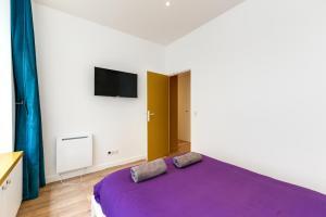 Flatnco Loft leMarais/ Bastille, Apartmány  Paríž - big - 37
