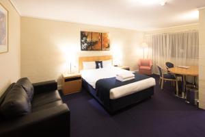 Dvoulůžkový pokoj Standard s manželskou postelí velikosti Queen