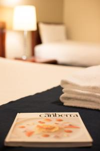 Pokoj typu Superior s manželskou postelí velikosti Queen