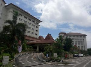The Sunan Hotel Solo, Hotel  Solo - big - 19