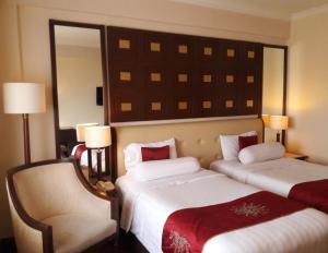 The Sunan Hotel Solo, Hotel  Solo - big - 14
