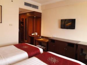 The Sunan Hotel Solo, Hotel  Solo - big - 13