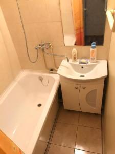 Apartment G-Kvartal Prospekt Mira, Apartmanok  Moszkva - big - 12