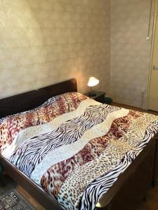 Apartment G-Kvartal Prospekt Mira, Apartmanok  Moszkva - big - 9