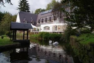 Moulin De Coet Diquel, Отели типа «постель и завтрак»  Bubry - big - 70