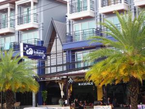 Kokotel Krabi Ao Nang, Hotely  Ao Nang - big - 26