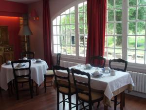 Moulin De Coet Diquel, Отели типа «постель и завтрак»  Bubry - big - 72