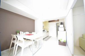 Apartment in Osaka C1, Apartmány  Ósaka - big - 4