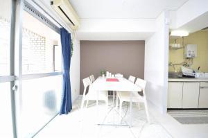 Apartment in Osaka C1, Apartmány  Ósaka - big - 5
