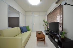 Apartment in Osaka C1, Apartmány  Ósaka - big - 1