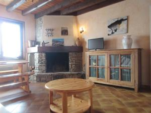 Chalet De Montagne, Ferienwohnungen  Barcelonnette - big - 12