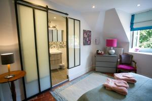 B&B Vassy Etaule, Bed & Breakfast  Avallon - big - 54
