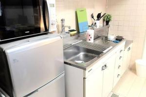 Apartment in Osaka 502610, Apartmanok  Oszaka - big - 43