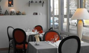 Les Capucins, Hotels  Avallon - big - 22
