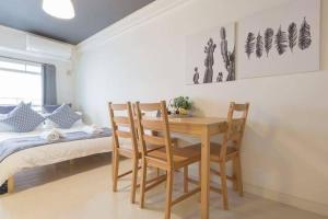 Ostay Apartment in Honmachibashi 606Â, Ferienwohnungen  Osaka - big - 1