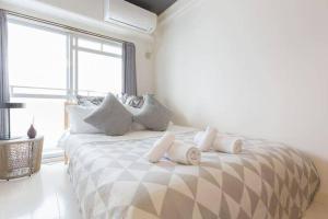 Ostay Apartment in Honmachibashi 606Â, Ferienwohnungen  Osaka - big - 23