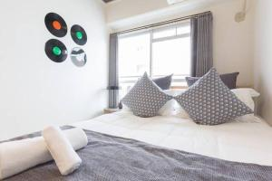 Ostay Apartment in Honmachibashi 606Â, Ferienwohnungen  Osaka - big - 16