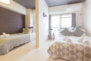 Ostay Apartment in Honmachibashi 606Â, Ferienwohnungen  Osaka - big - 14
