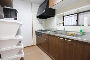 Apartment in Megura JA3, Apartmanok  Tokió - big - 1