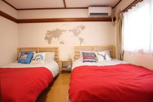 Apartment in Megura JA3, Apartmanok  Tokió - big - 22