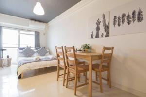Ostay Apartment in Honmachibashi 606Â, Apartments  Osaka - big - 5