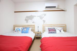 Apartment in Megura JA3, Apartmanok  Tokió - big - 13