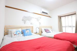 Apartment in Megura JA3, Apartmanok  Tokió - big - 12