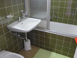 Apartment Rosablanche B21, Апартаменты  Siviez - big - 8